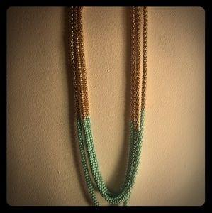 Layered Interlocking Necklace